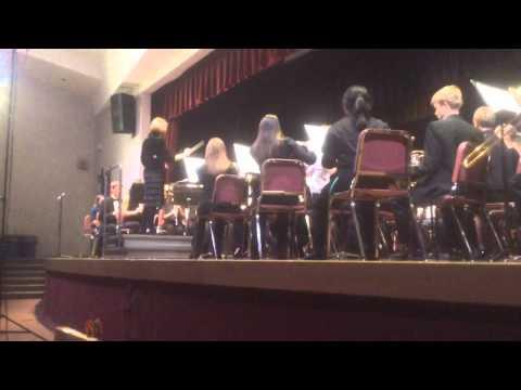 OLATHE High school band 2013