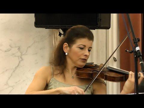 Vivaldi: Violin Concerto (La Tempesta di Mare) Ábrahám Márta