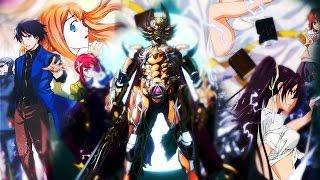 Top Animes Acción,Psicológico,Romance,Sobrenatural