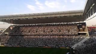 Baixar Gol do Corinthians! E o bando de loucos pulando e fazendo a Arena tremer!