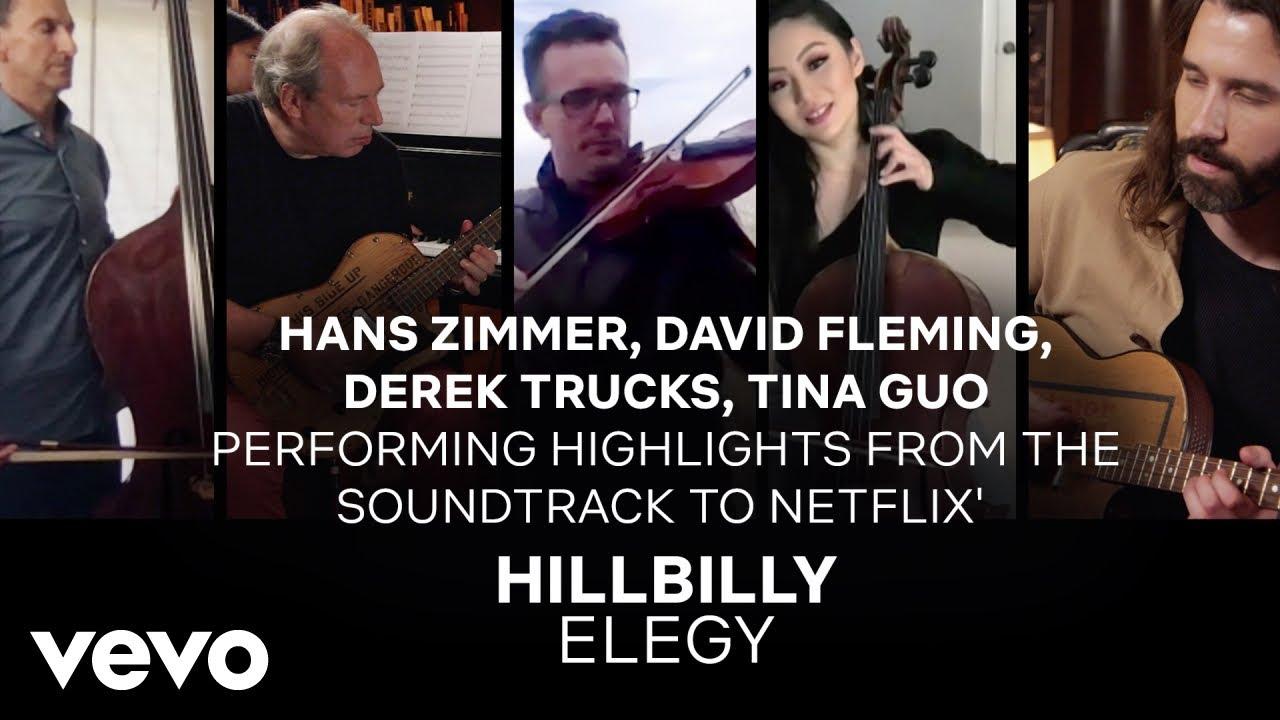 Hans Zimmer, David Fleming, Derek Trucks, Tina Guo performing highlights from the sound...