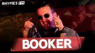 BOOKER – про современный баттл-рэп, свою юность и Gazgolder / #rhymestv