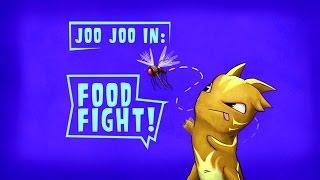 Slugterra Slugisode - Joo-Joo in...Food Fight!