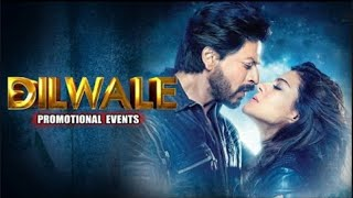 dilwale movie 2015 hindi shahrukh khan kajol varun dhawan kriti full promotion event