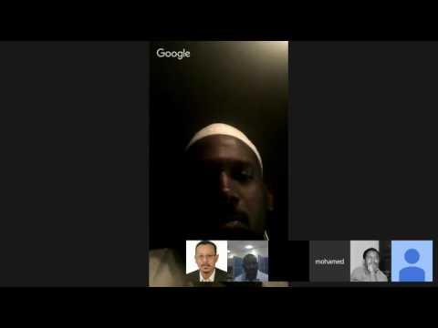 الجزء الثالث من نقاش الباحثين السودانيين حول شرح التخصصات الجامعية #SRI_Webinar