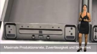 Cbm Machines - Production Plants For Sectional Door Panels Production - De