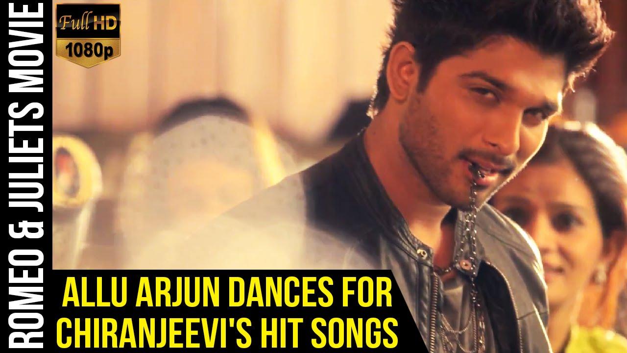 Allu Arjun Fil Malayalam Songs