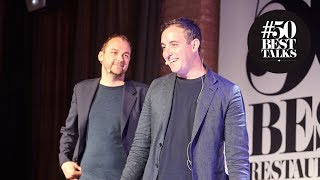 Daniel Humm and Will Guidara on the secrets to Eleven Madison Park
