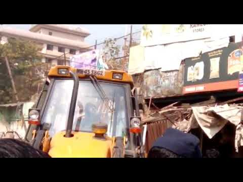 Demolition Of Sakinaka Pipeline,Mumbai (Injustice With People Of Mumbai)