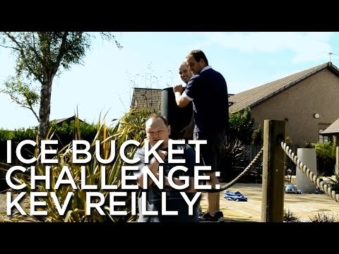 2014-08-26 'Ice Bucket Challenge: Kev Reilly'
