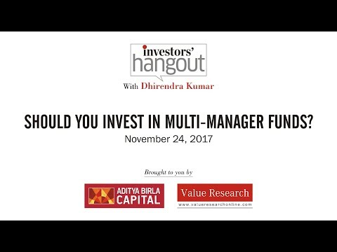 Should you invest in multi-manager funds?