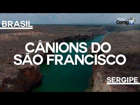 CÂNIONS DO SÃO FRANCISCO - SERGIPE   VIAJE COMIGO 137   FAMÍLIA GOLDSCHMIDT