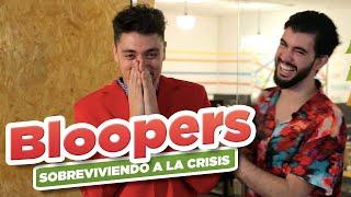 SOBREVIVIENDO A LA CRISIS | Bloopers | Hecatombe!