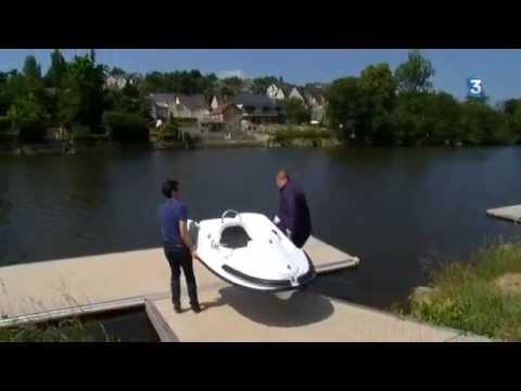 Gliss speed une invention made in Mayenne
