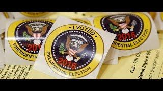 USA КИНО 1110. Едем голосовать! Выборы в США 8-го ноября. Пари на $100