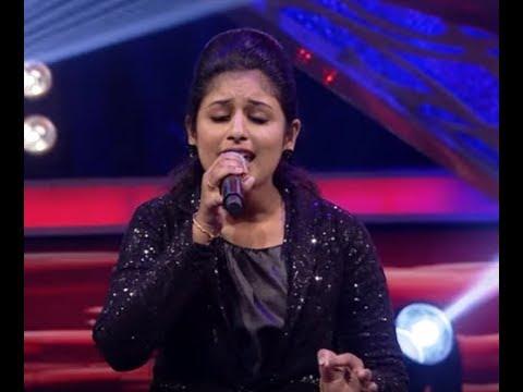 Super singer 6 / alyamanasa sanjeev performances with chinmayi / Vijay Television