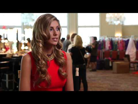 France - Camille Cerf [OFFICIAL MISS UNIVERSE INTERVIEW]
