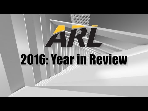 Army Research Laboratory: 2016 Year in Review