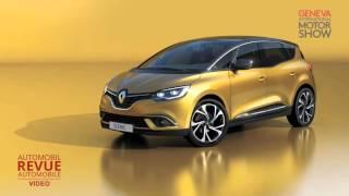 Salon de l´automobile Genève 2016: Renault