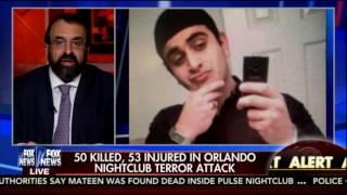 Robert Spencer on Fox's Geraldo on the Orlando Pulse club jihad attack