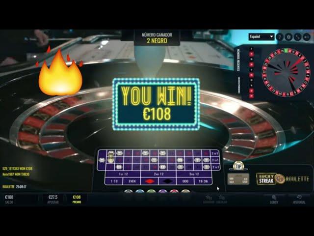 Cómo Ganar en La Ruleta Europea del Casino en Línea con poca inversión 👌