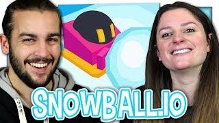 LES ROIS DE LA BANQUISE ! | SNOWBALL.IO