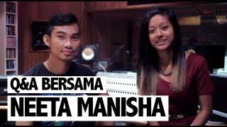 Repeat youtube video Q&A bersama Neeta Manishaa