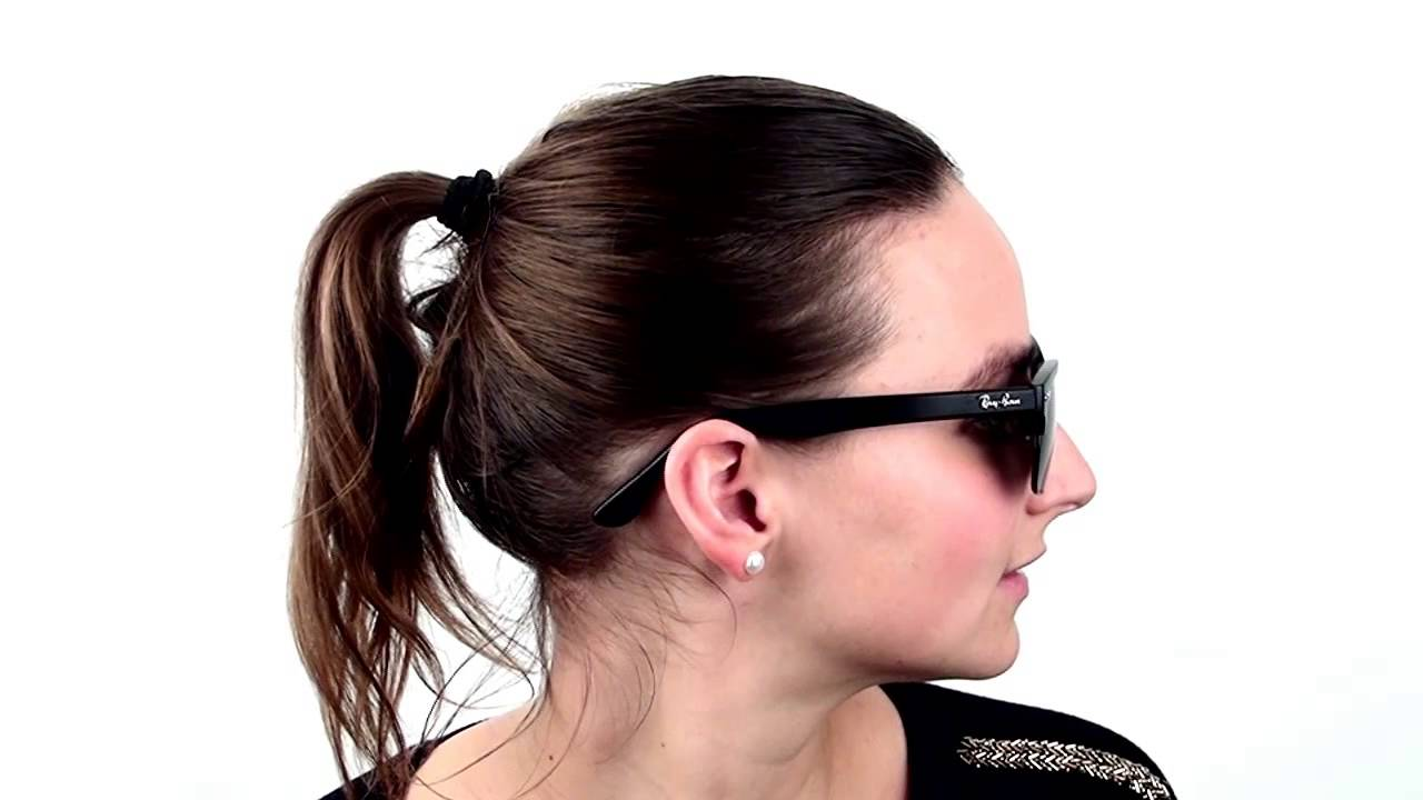 ce6def2601 Ray-Ban RB4190 877 Sunglasses - VisionDirect Reviews - YouTube