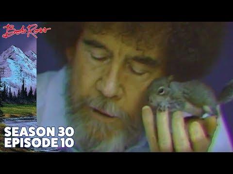 Bob Ross - Seaside Harmony (Season 30 Episode 10)