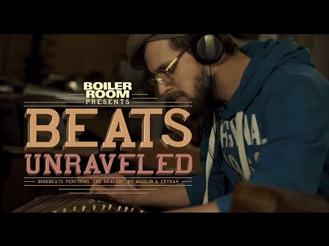 Beats Unraveled #1 by BINKBEATS: The Healer by Madlib & Erykah Badu