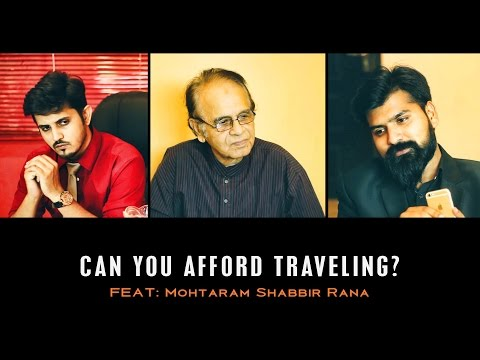 Can You Afford Traveling By Karachi Vynz Official