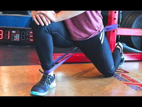 4 Exercises for Ankle Mobility in Deep Squats