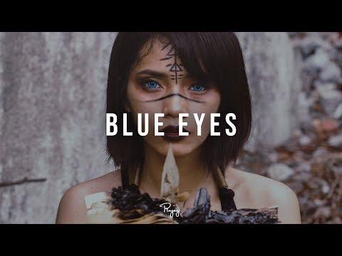 """Blue Eyes"" – Dark Piano Trap Beat   New Rap Hip Hop Instrumental Music 2019   Luxray #Instrumentals"