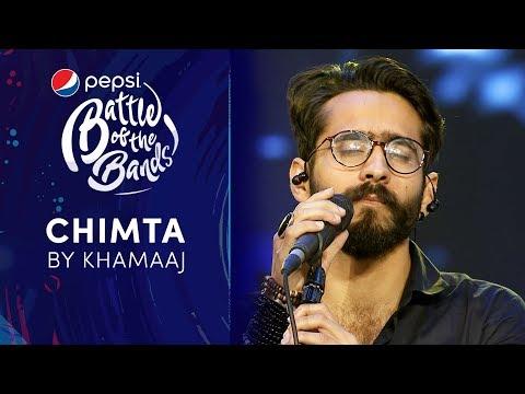 Khamaaj  Chimta  Episode 1  Pepsi Battle of the Bands  Season 3