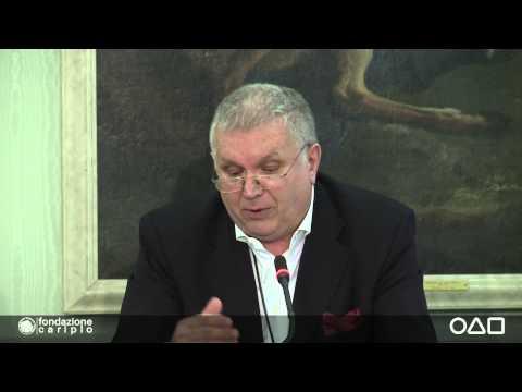 Donald Rubin in Fondazione Cariplo | Intervento Marco Pierotti