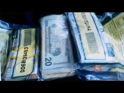 Couple Order McDonald's Breakfast Get Served Bag Of Cash