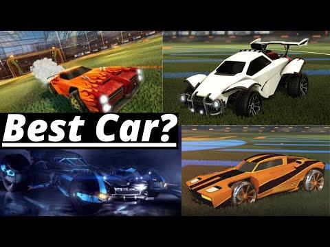 Best Car In Rocket League 2020