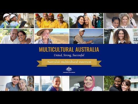 Multicultural Australia - Amina's Story