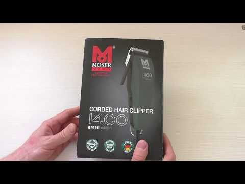 ОНЛАЙН ТРЕЙД.РУ — Машинка для стрижки волос Moser 1400-0454