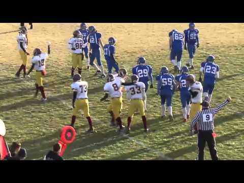 Spartan Football Highlights 2014