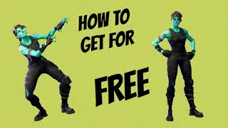 How to get Ghoul Trooper in 2018 in Fortnite *Free*