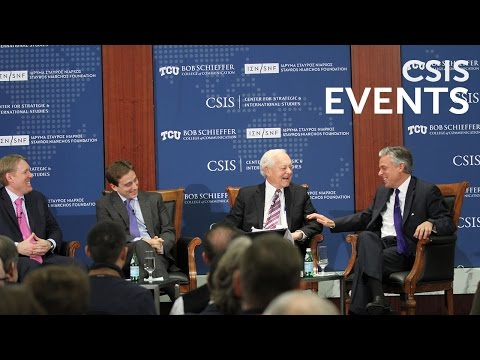 Schieffer Series: Ambition and Uncertainty: China in the Age of Xi Jinping