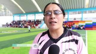 Antamina rinde homenaje a la mujer sanmarquina en su día