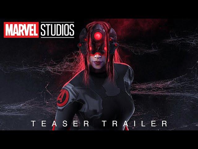 Marvel\'s GHOST WIDOW Trailer HD | Scarlett Johansson, Jeremy Renner