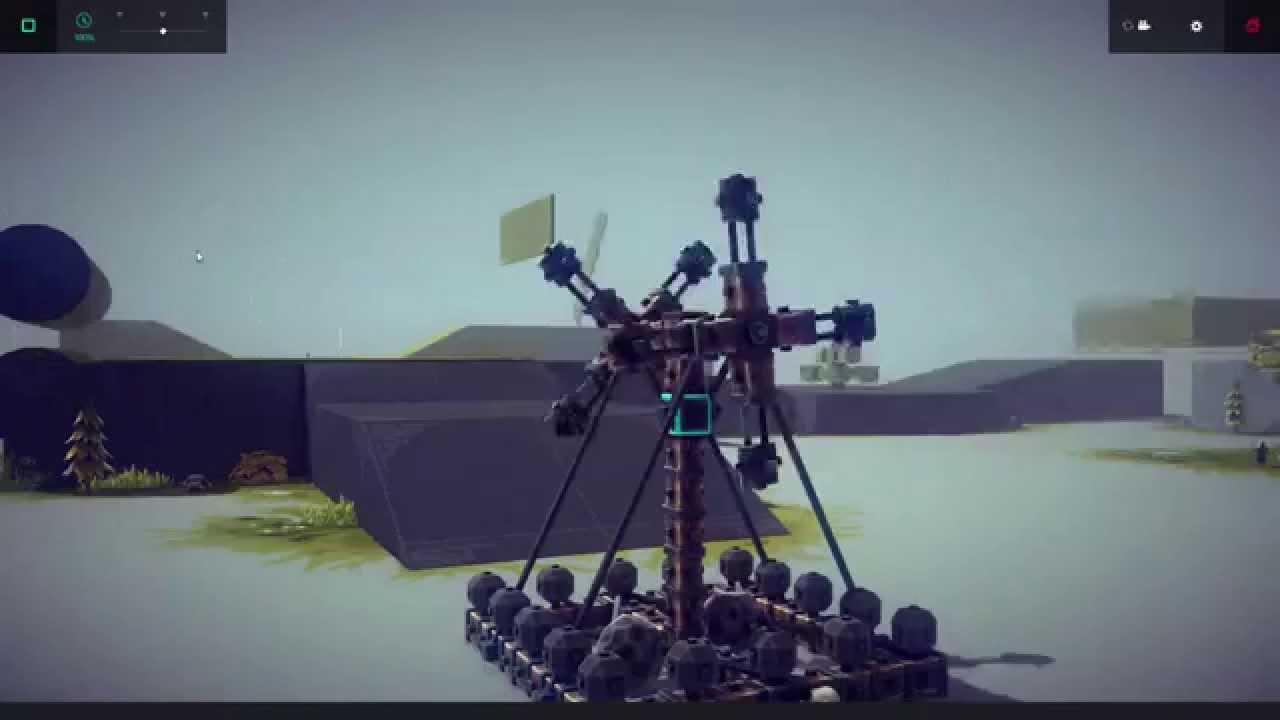 Besiege free energy machine - YouTube