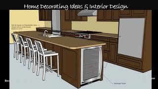 Google sketchup kitchen design | Best Kitchen Ideas - Decor & Decorating Ideas for Kitchen