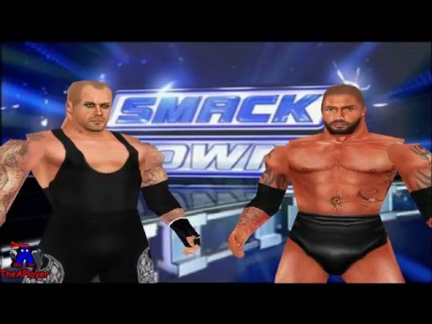 WWF No Mercy WWE 2k16 PC Mod - Undertaker vs Batista by TheAPlayer