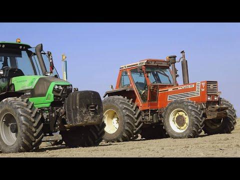 Fiatagri 160-90 | Deutz-Fahr 6180 | Migliavacca | Agrinovac