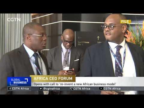 Fifth Africa CEO Forum opens in Geneva, Switzerland