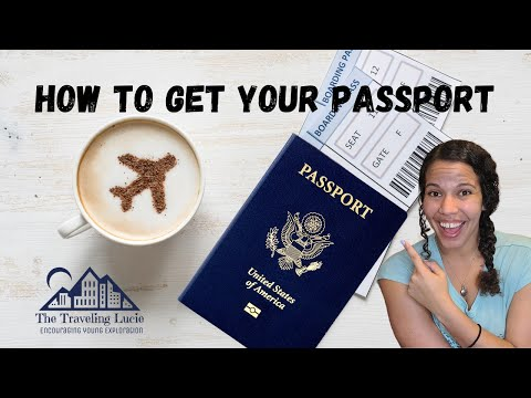 How To Apply For A US Passport 2020 (For The FIRST TIME) // STEP BY STEP GUIDE